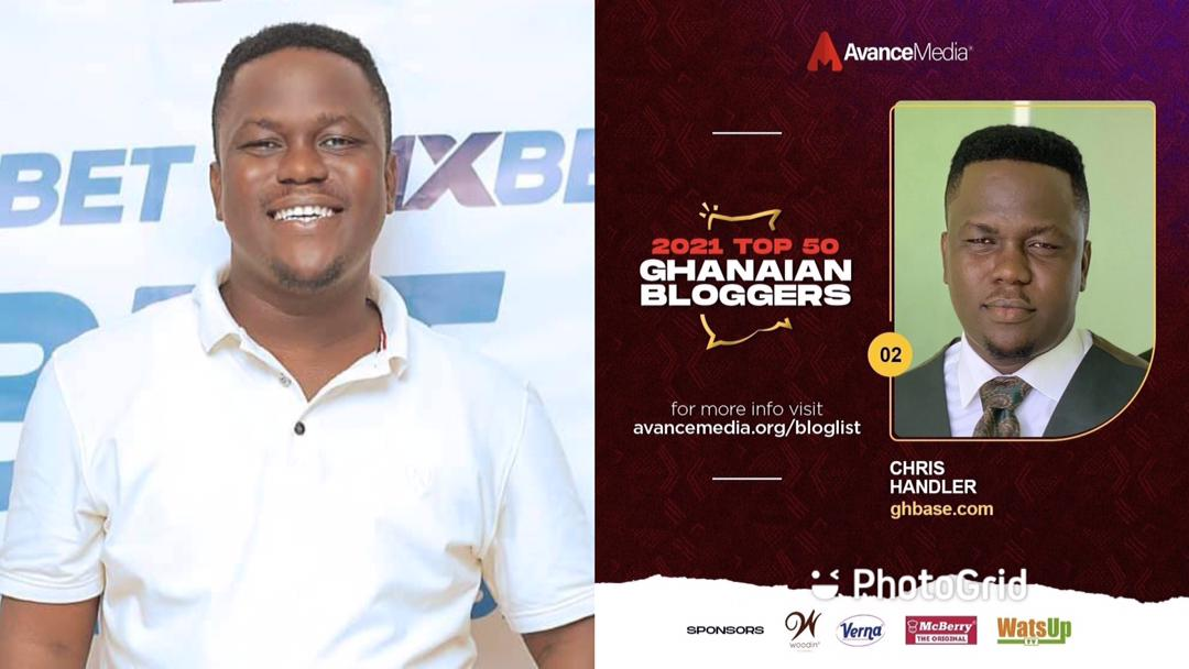 GhBase.com's Chris Handler adjudged the number 2 Blogger of the Year by Avance [Full List]