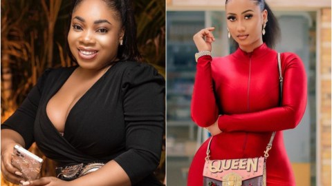 Shots fired? Don't compare me to Moesha, we both live differently – Hajia 4Real barks