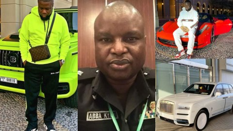 Just In: US court orders the arrest of Nigeria's commissioner of police Abba Kyari for his involvement with Hushpuppi