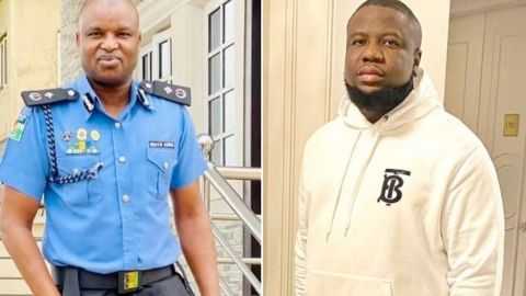 DCP Abba Kyari To Face Immediately Suspension Over Hushpuppi's Fraud Case As IGP Recommends