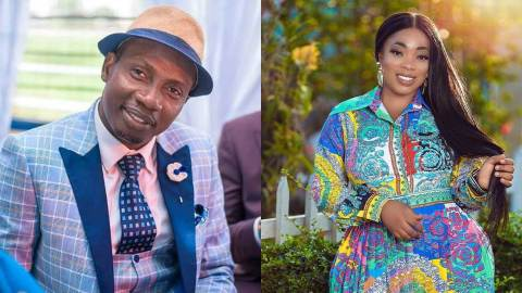 Moesha is not matured enough to teach the word of God to others – Counsellor Lutterodt
