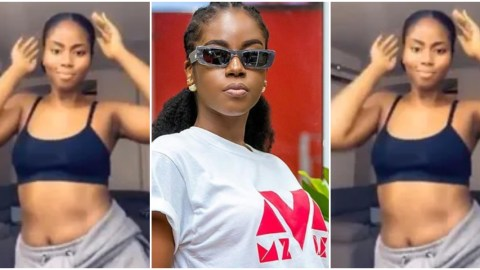 MzVee shares new photos of her soft and adorable pxssy once again on Instagram