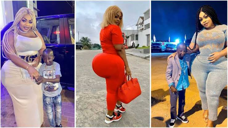 Ivorian socialite, Eudoxie Yao Ends Her Relationship With Guinean Artiste Grand P Over An Alleged Infidelity