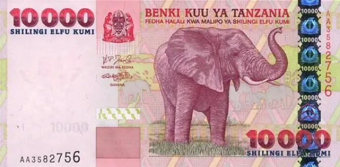 10 Weakest Currencies In Africa & Their Exchange Rates 2021. 72