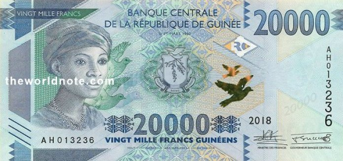 10 Weakest Currencies In Africa & Their Exchange Rates 2021. 69