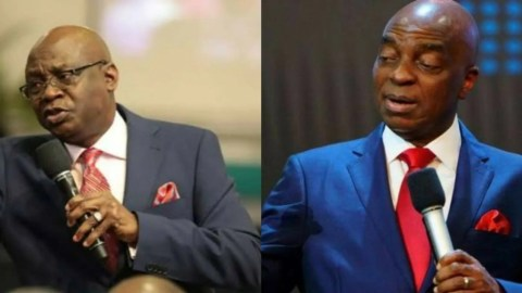 'I don't know why he makes noise about his private jet' – Pastor Tunde Bakare slams Bishop Oyedepo