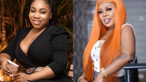 Afia Schwarzenegger Calls On Ghanaians To Remember Moesha Boduong In Prayers As There's No Improvement