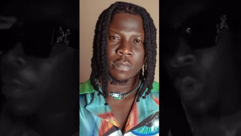 Herh Accra – Stonebwoy Shares How He Was Outsmarted By A Man With A Customized Car Plate