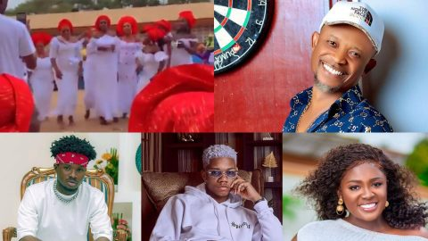S£cret Billionaires Give Fadda Dickson, Kidi, Tracey Boakye And Others New Tag-lines (Video)