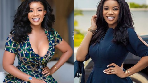 Serwaa Amihere Shares Captivating Video Of Her Family, Proves She Inherited Her Beauty