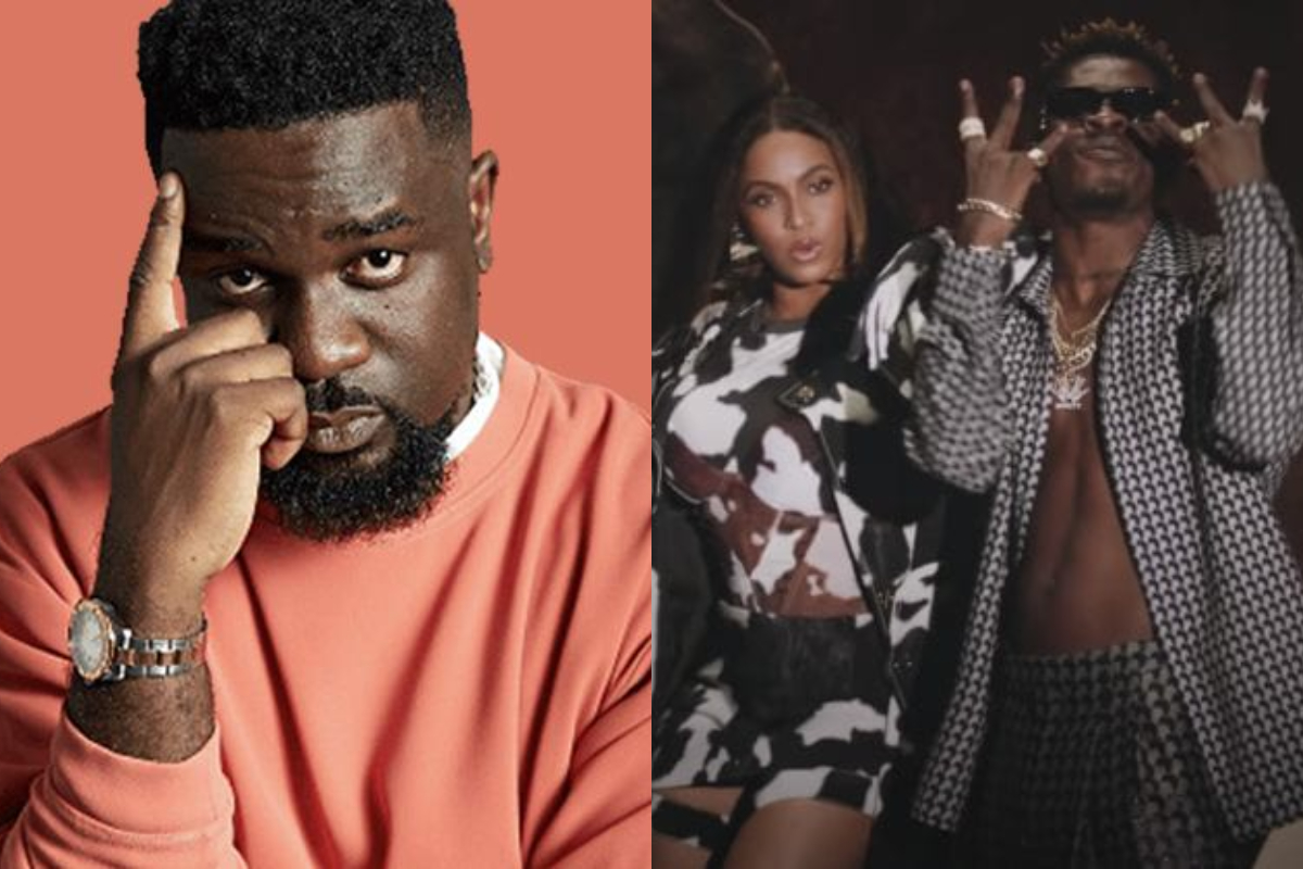 Beyonce And Shatta Wale's Collaboration Didn't Receive Support Though It Was The Biggest Thing For Ghana - Sarkodie