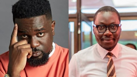 Arnold Asamoah Baidoo Says Sarkodie's Response To Edem's Complaints Was An Epic Fall