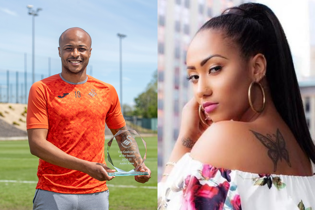 Dede Ayew Joins The Tall List Of Men Allegedly Having A Secret Affair With Hajia4real [Details]