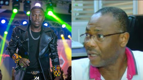 """Check and update your records"""" – GHAMRO CEO tells Stonebwoy after claims that he received GH¢2K as royalties"""