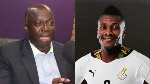 """""""Asamoah Gyan must be recalled to the Black Stars if Ghana wants to win the AFCON"""" – Kwabena Yeboah"""