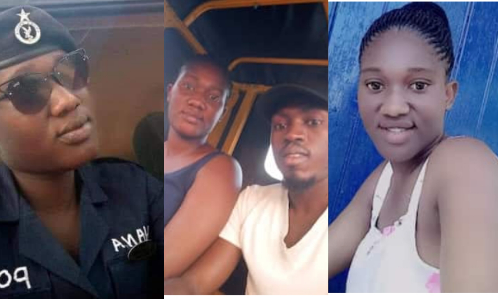 """""""We live and die together"""" – Alleged killer and boyfriend of slain policewoman leaves chilly note after murder [Details]"""