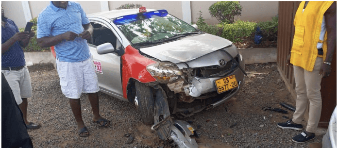 Photos: 'Mama Taxi' Series Lead Cast Involved In An Accident 3