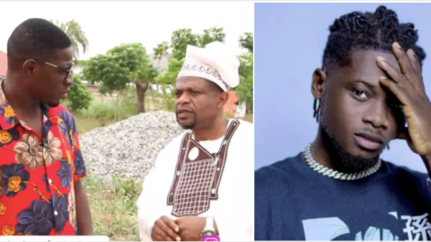 Kuami Eugene is good but he should listen to advice and calm down – Ace highlife artiste Isaac Kwame Poku
