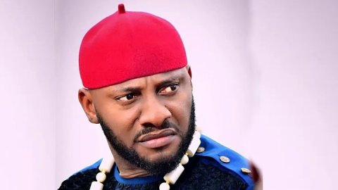 Social Media User Begs Yul Edochie To Reduce The Base In His Voice As  The Actor's Deed Voice Damages His TV