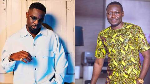 Blame BET for discrediting you on your sold-out Apollo Theater Concert not Ghanaians – Arnold Asamoah-Baidoo tells Sarkodie