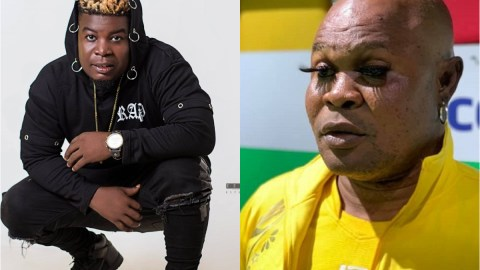 'Bukom Banku performs all my hit songs at events but I fear he will beat me up if I complain'- King Jerry sadly reveals (Watch)