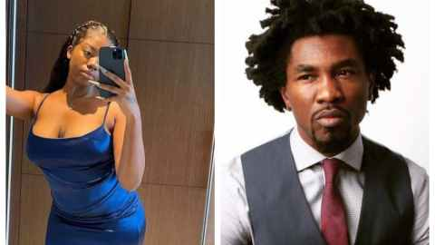 BBNaija 2022: Boma Tells Angel He's Too Old To Be Going Back And Forth With Queen