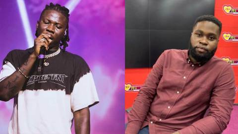 """""""Stonebwoy is a hard guy, he is doing all by himself like a single parent"""" – DJ Reuben applauds the BHIM Nation boss"""