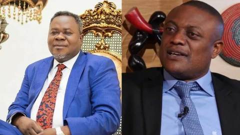 None of your wives loves you when you marry multiple wives – Lawyer Maurice Ampaw replies Dr. Kwaku Oteng's polygamous statement