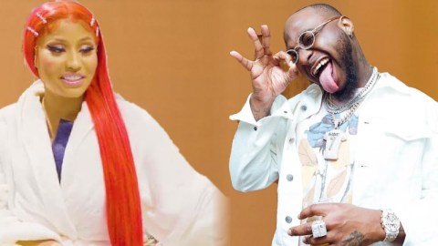 I Never Met Nicki Minaj For Our Collaboration, I Slide Into The DM And She Requested For The Data – Davido