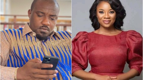 """""""How Will That Affect Your Life?"""", John Dumelo Slams Troll Who Said He Was Waiting For His Name On The List Of People Chopping Serwaa Amihere"""