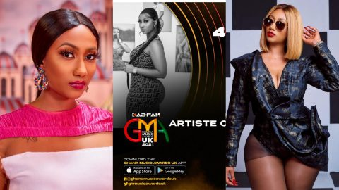 Big win for Mona4reall as Ghana music UK nominates her as an uncovered artist
