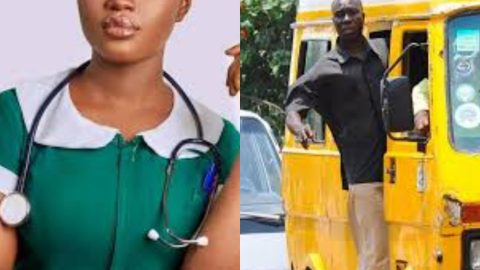 """Hard Girl"""" Nurse Falls Flat For A Trotro Driver, Shares Full Story Of How They Met"""