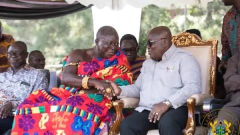 Nana Akufo-Addo has scammed Otumfuor – Kevin Taylor drops bombshell