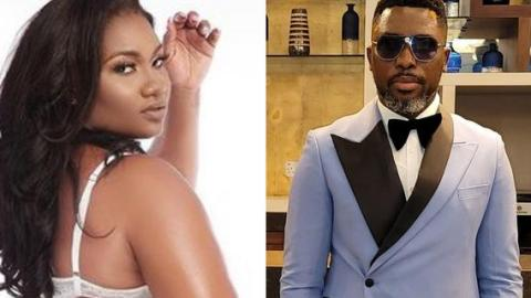 A Plus Apologizes To Thick Women For Body-Shaming Them After His Wife Was Dragged Into His Fight With Abena Korkor
