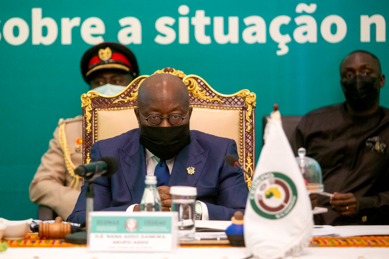 """""""We condemn the coup in Guniea,we demand immediate return to constitutional order"""" – ECOWAS Chair, President Akufo-Addo"""