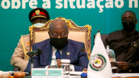 """""""We condemn the coup in Guinea,we demand immediate return to constitutional order"""" – ECOWAS Chair, President Akufo-Addo"""