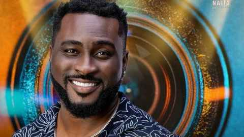BBNaija 2021: Pere Sides With Boma As He Asserts Housemates Can't Talk To Anyone Anyhow