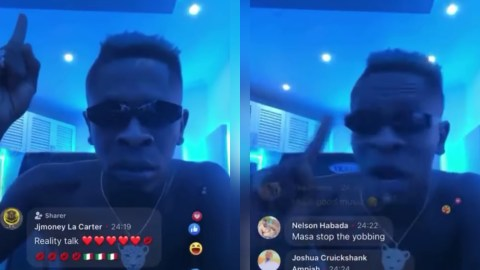 You Will Not Prosper If You Talk Bad About Me – Shatta Wale Curses Entertainment Critics