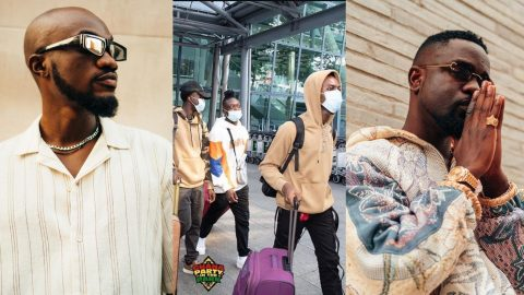 Sarkodie Got Us Costumes And Introduced Us To UK's Industry Players – Mr Drew Professes Sarkodie's Kindness (video)