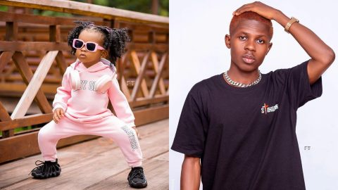 Strongman's Daughter Returns Hard With Top-Notch Model Poses In Photos