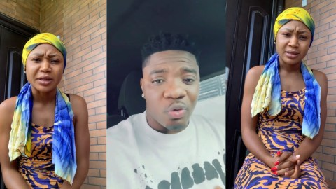 Didn't You Enjoy The Ki.sses – Akuapem Poloo Quizzes Armani Amidst Their Dating Brouhaha