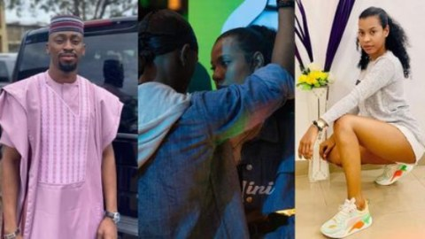 BBNaija 2021: Saga Fails Biggie Secret Task To Nini As He Was Told To Start A Fight With Her