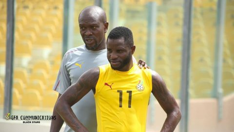 """""""I know you will succeed, best of luck"""" – Mubarak Wakaso sends tribute to sacked Black Stars coach, CK Akonnor"""