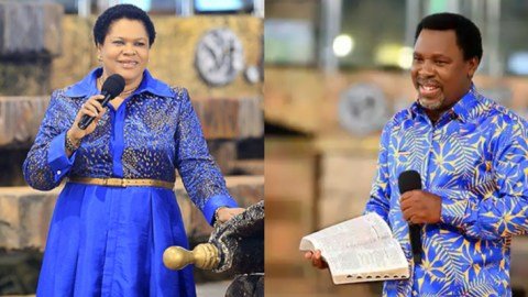 Late Prophet TB Joshua's Wife, Evelyn, Takes Over SCOAN Leadership Role