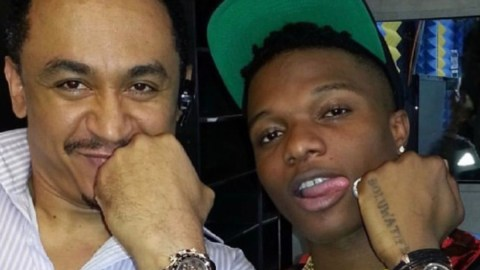 Wizkid is living the life I dreamt of, I envy him- Daddy Freeze