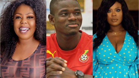 Delay begged Black Stars defender Jonathan Mensah to sleep with her but he refused- Afia Schwar reveals as she drops video