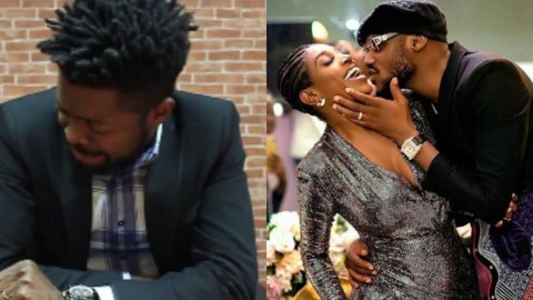 Basketmouth Reveals He's Heartbroken After Tuface Idibia Reconciled With His Wife, Annie