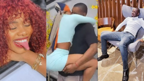 Prince Kpokogiri Humbles Himself As He Apologizes To Jane Mena's Husband Following Video Of Jane In His House Surfaced