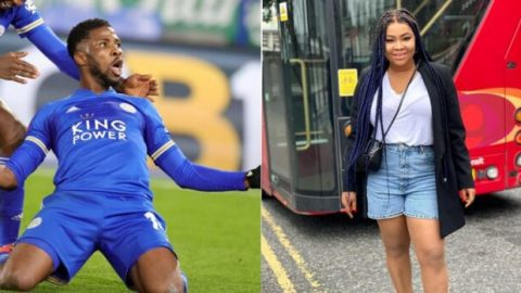 Nkechi Nnaji and Footballer, Kelechi Iheanacho Reunite As Couples After Her Friend Snatched Him 4 Years Ago