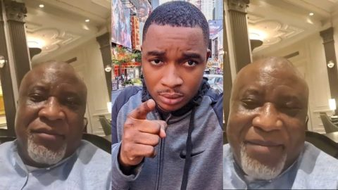 Hours after NPP's Hopeson Adorye claimed he's jobless and wanted for deportation, Twene Jonas replies by flaunting his new iPhone 13